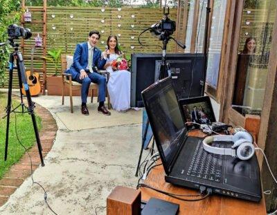 Victor e Mariana – Casamento por transmissão ao vivo (live)